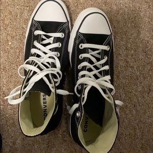 Converse Shoes - shoes converse black and white